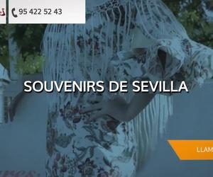 Especialistas en trajes de flamenca en Sevilla | Lunares Sevilla