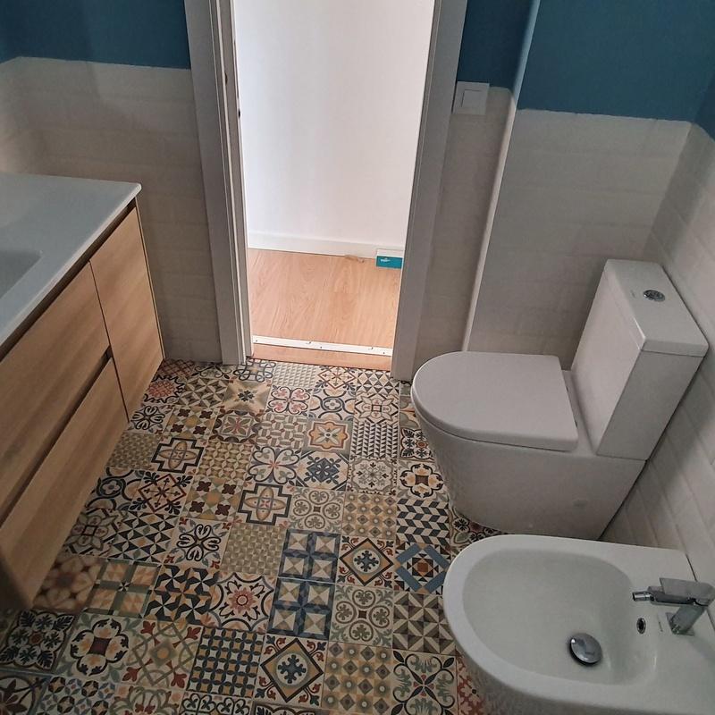 Reformas integrales de baño: Servicios de Galimar Soluciones Integrales