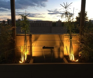 Iluminación para jardines