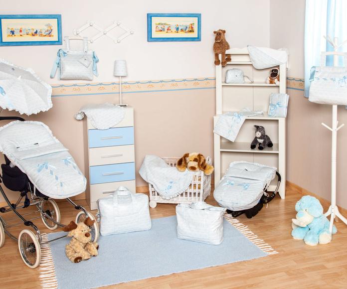 Canastillas y bebés: Catálogo de Anasu
