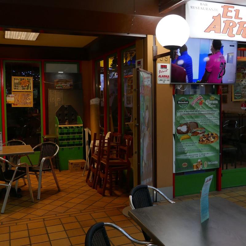 El Arriero: Tiendas de Zoco Villalba