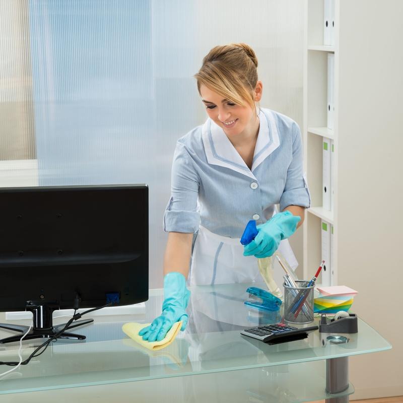 Limpieza de oficinas: Servicios  de Limpiezas Ciudad Encantada, S.L.