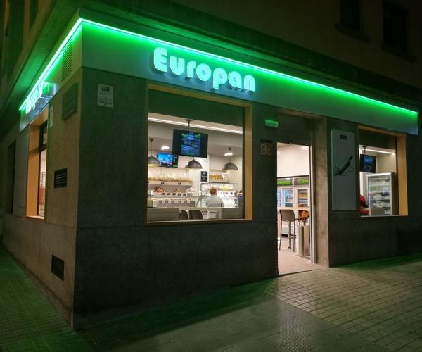 Diseño de fachada Europan Arucas