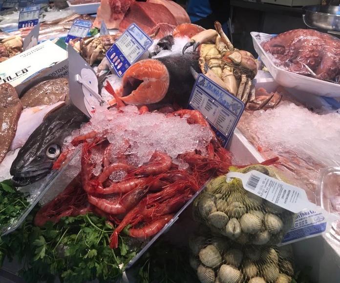 Nuestra pescadería: Que le podemos ofrecer de Sólo Del Mar