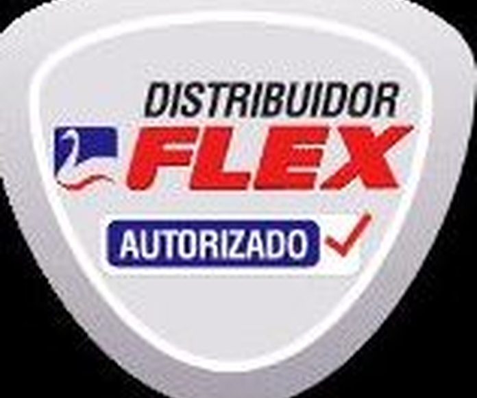 Distribuidor Flex Autorizado.