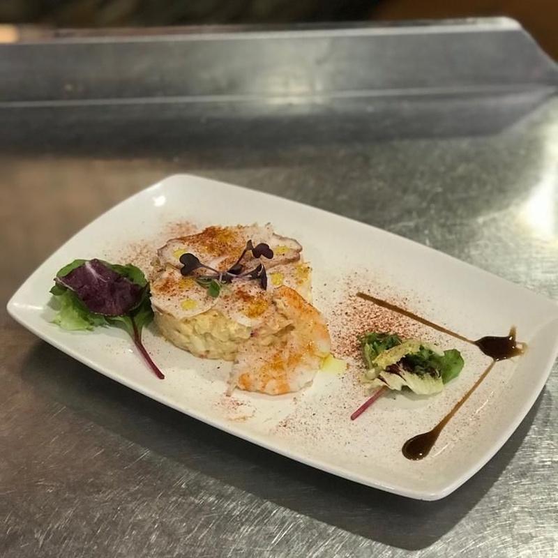 Menú 1: Carta de Restaurante Arbillas