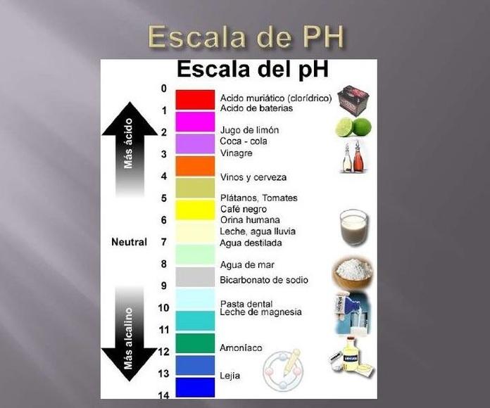 El pH