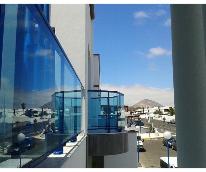 Cristalería: Servicios de Aluminios Stylolanz