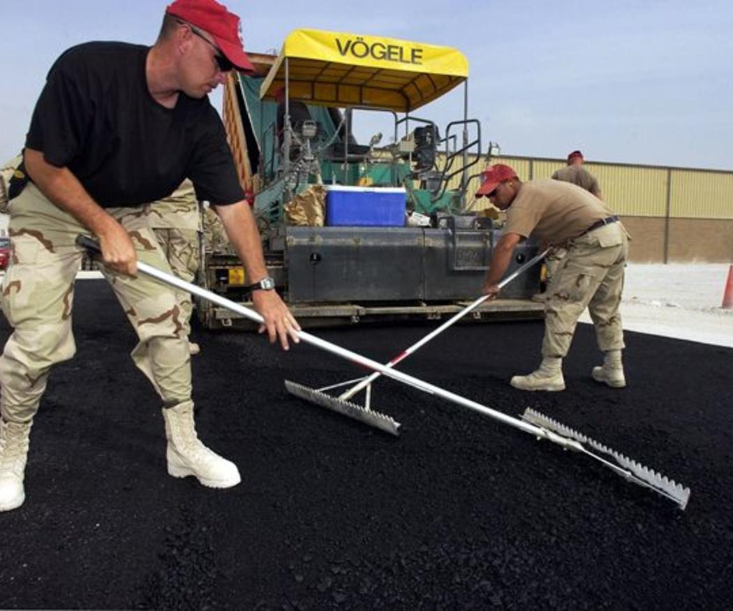 Sistemas para limpiar el asfalto