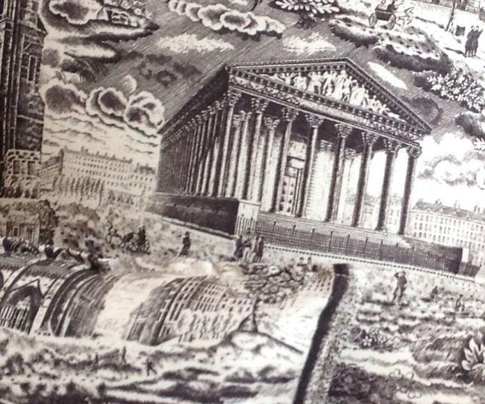 Tela Toile de Jouy: Catálogo de Ste Odile Decoración