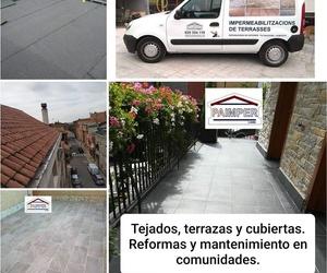 Impermeabilización de cubiertas en Lleida | Paimper Lleida