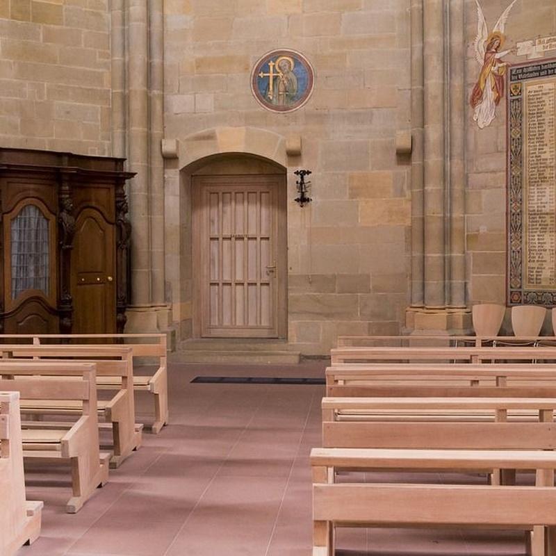 Trabajos para iglesias: Servicios de Barnizados Pedro Arroyo Cabrera