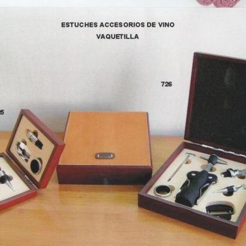 Accesorios De Vino: Catálogo de M.G. Piel