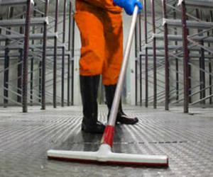 Limpieza industrial: optimismo generalizado en un sector que coge impulso