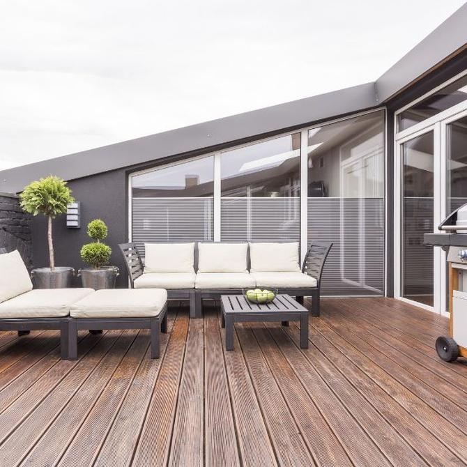 Ventajas de los cerramientos metálicos en las terrazas