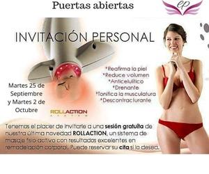 Rollaction invitación