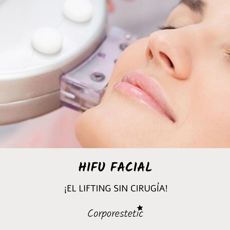 HIFU facial: Tratamientos de Corporestetic