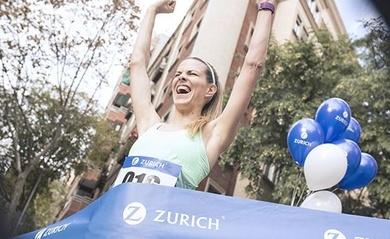Si eres cliente Zurich puedes correr gratis una de las 4 maratones que patrocinamos. G.L.S.
