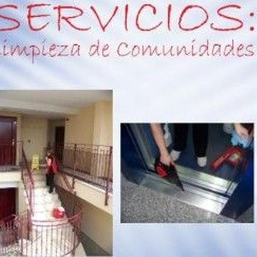 Limpieza y mantenimiento para empresas, fábricas, comunidades....