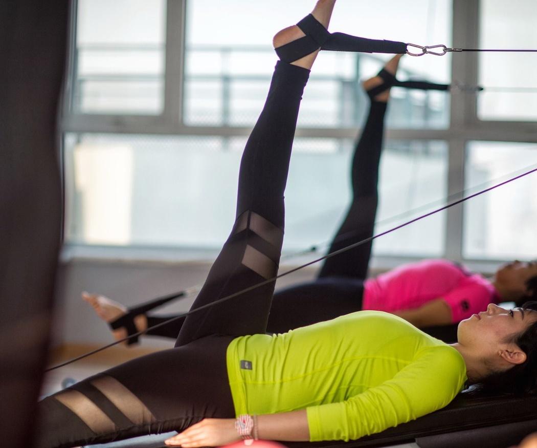 Los beneficios de ejercitarse a través del Pilates