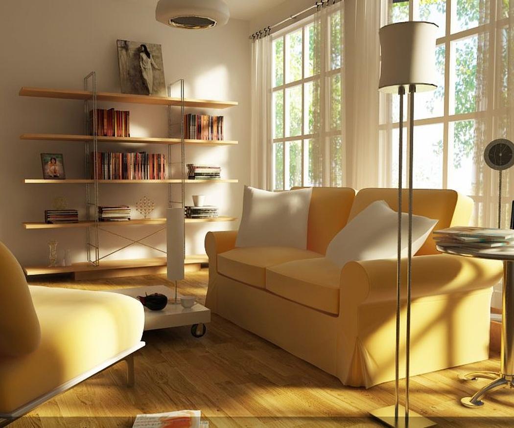 Cómo puedes ganar espacio en tu salón