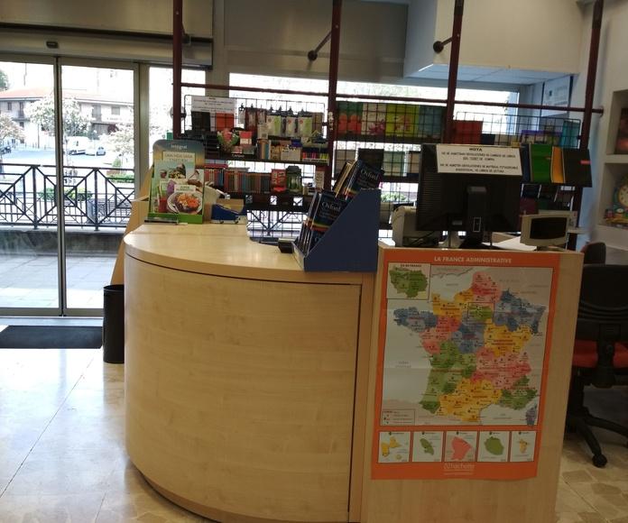 libreria de idiomas en Deusto