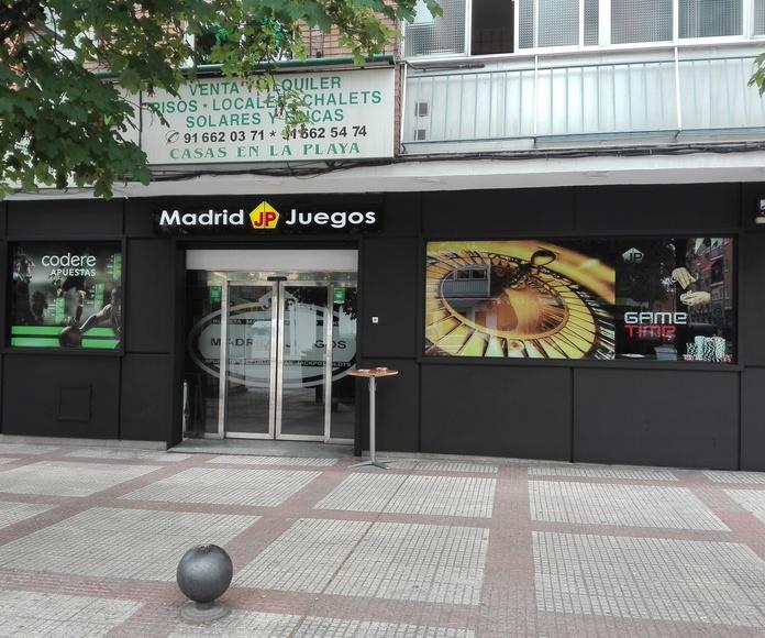 Madrid Juegos Alcobendas