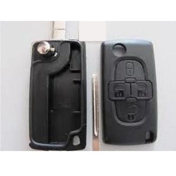 Cubierta y carcasa de llaves Citroën: Productos de Zapatería Ideal Alcobendas