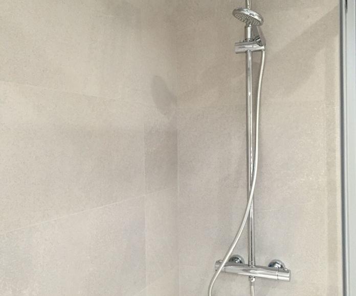 Griferia ducha