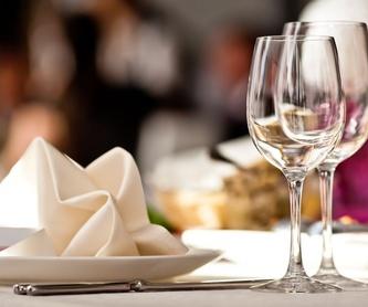 Especialidades: Menús de El Rincón de Lola