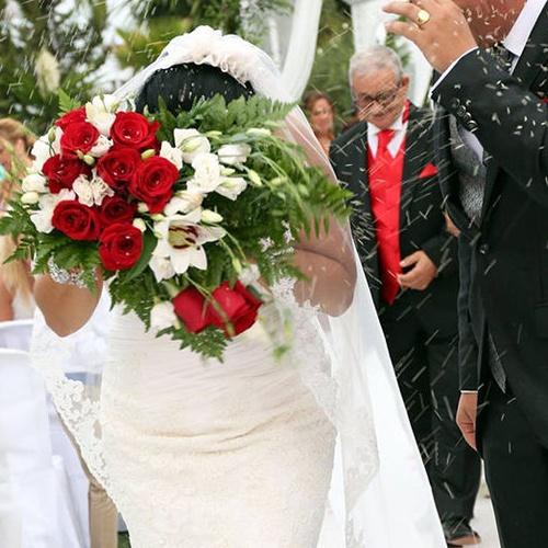 Celebración de bodas en Sevilla