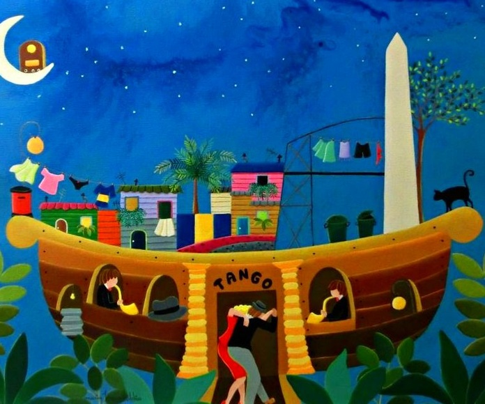 El arca del tango