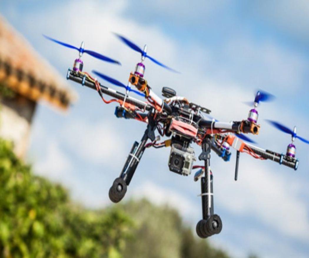 Fotogrametría por drones