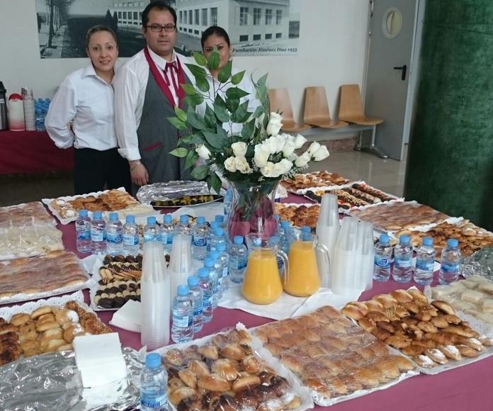 catering a empresas, cumpleaños,comuniones,...