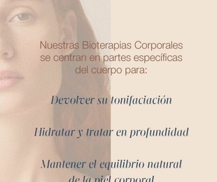"Bioterapias CORPORALES ""Secretos del Agua"""