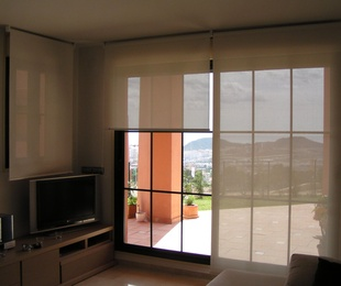 Cortinas de Interior