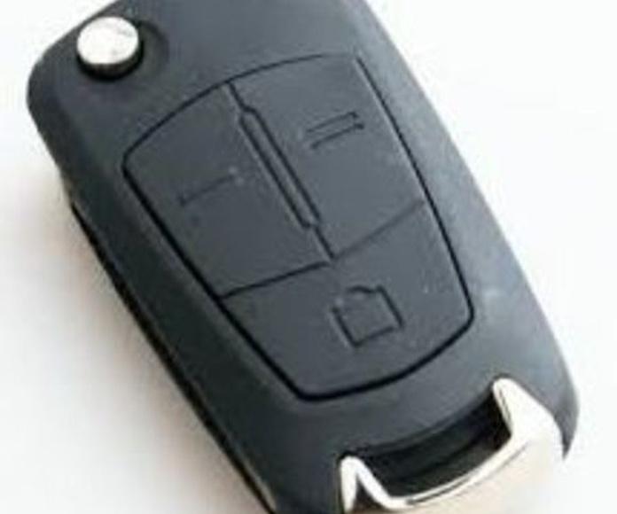 Llaves de coche Oper, modelos: Tigra, Corsa, Como, Meriba, ID46: Productos de Zapatería Ideal Alcobendas