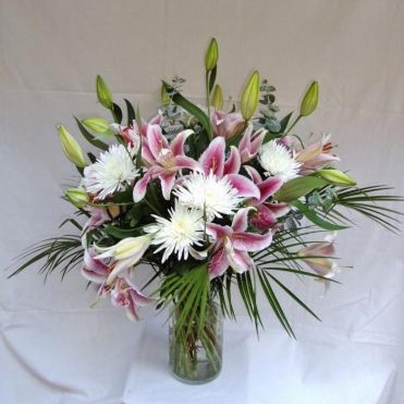 Reposición semanal de flores : Productos de Flores Madrid