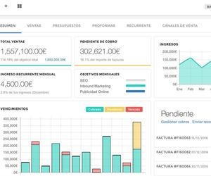 Realización de tu facturación y gastos vía online, en la nube