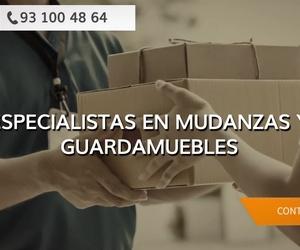 Servicio de mudanzas rápidas en Sabadell: Mudanzas Moreno