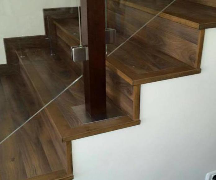 Escaleras: Productos y servicios de Cocinas y Maderas K3