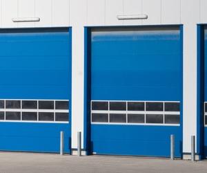 Venta de puertas metálicas y automáticas