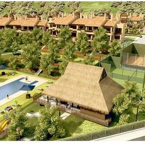 Edificio de 352 viviendas fase 7, El Oasis Hacienda del Alamo, Murcia. ADENDIA