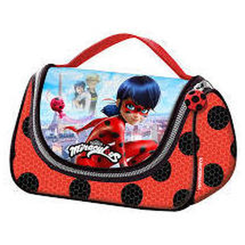 Neceser Prodigiosa Ladybug Marinette  8435376308320