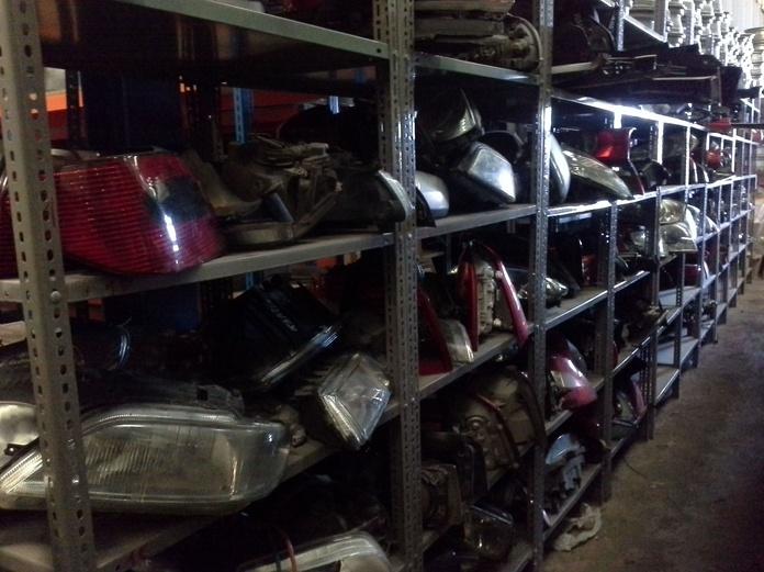 venta de piezas usadas de coches en Albacete en desguaces Clemente