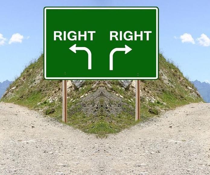 Las elecciones y las decisiones