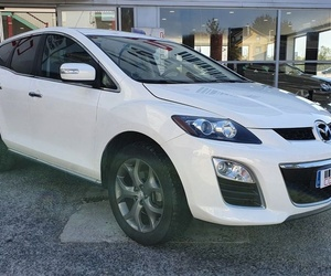 MAZDA CX7 2.0 CRTD LUXURY ¡PERFECTO ESTADO!