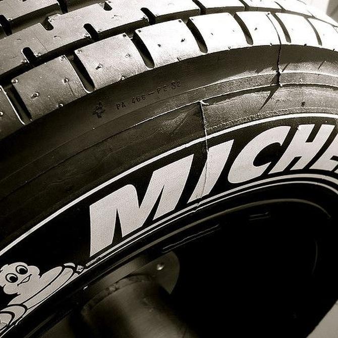 La adherencia de los neumáticos