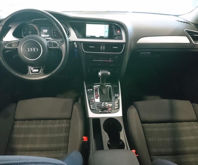 AUDI A4 2.0 TDI AVANT S-LINE: Compra venta de coches de CODIGOCAR