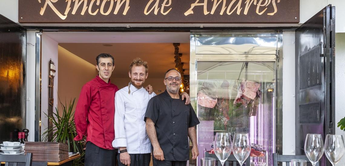 Cocina del autor en Los Cristianos en Rincón de Andrés